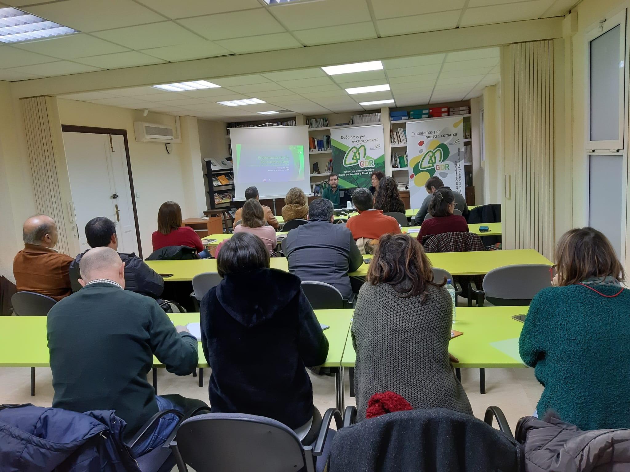 Más de 500.000 euros en ayudas Leader para la Sierra de Aracena y Picos de Aroche