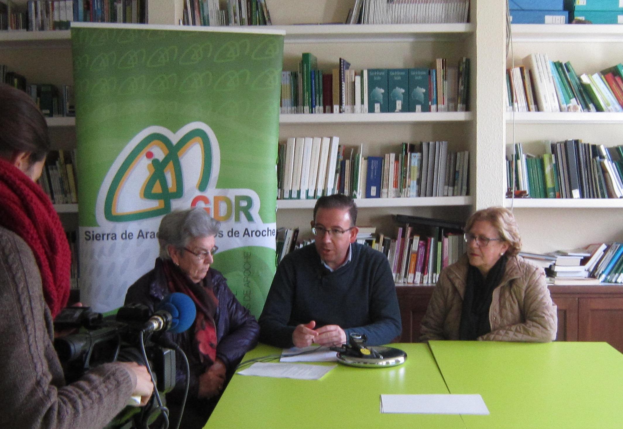"""Despega el Proyecto """"Mujer, conoce tu territorio"""" dirigido a las asociaciones de mujeres de la Sierra de Aracena y Picos de Aroche"""